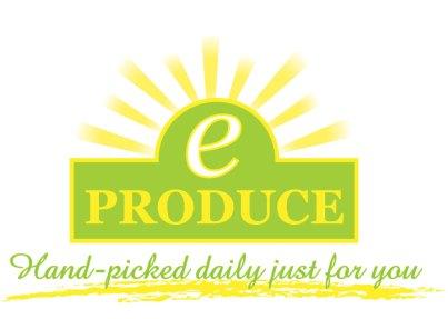 Logo Design - E Produce