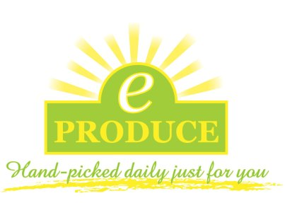 Logo Design - E Produce