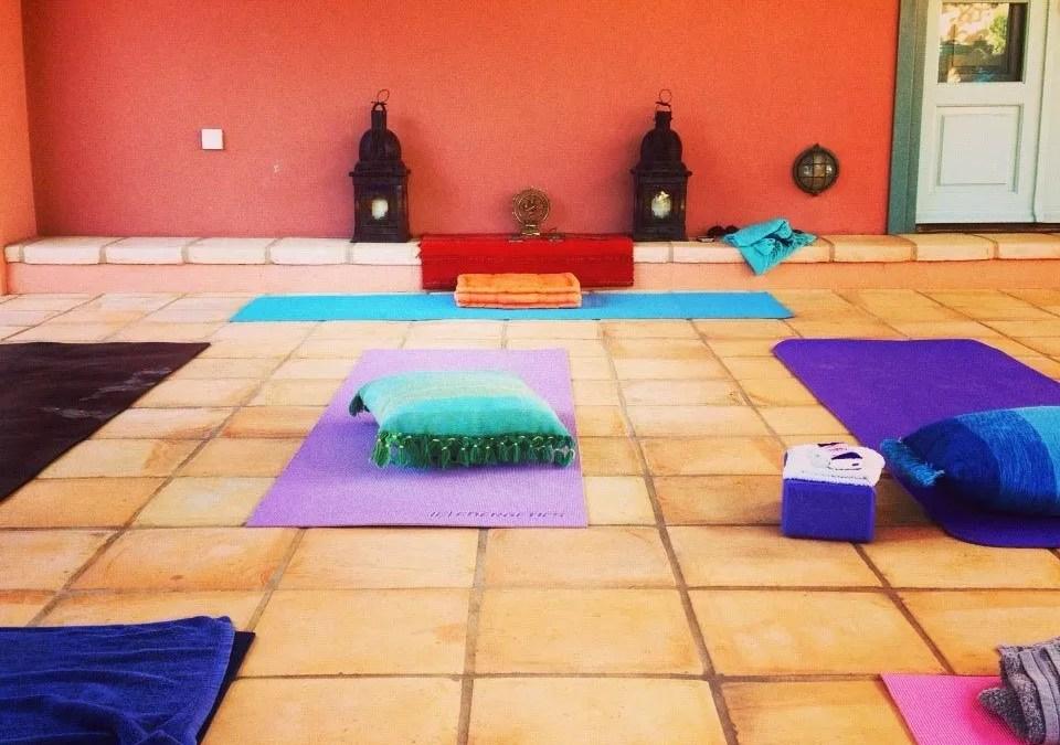 Yoga (retreats) work