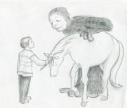 Meeting Tsul 'Kalu and a unicorn