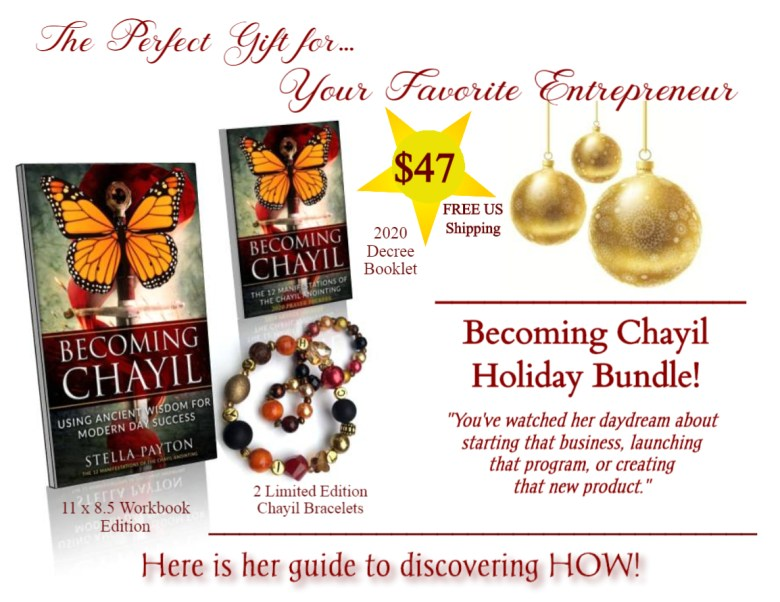 BECOMING CHAYIL CHRISTMAS HOLIDAY BUNDLE