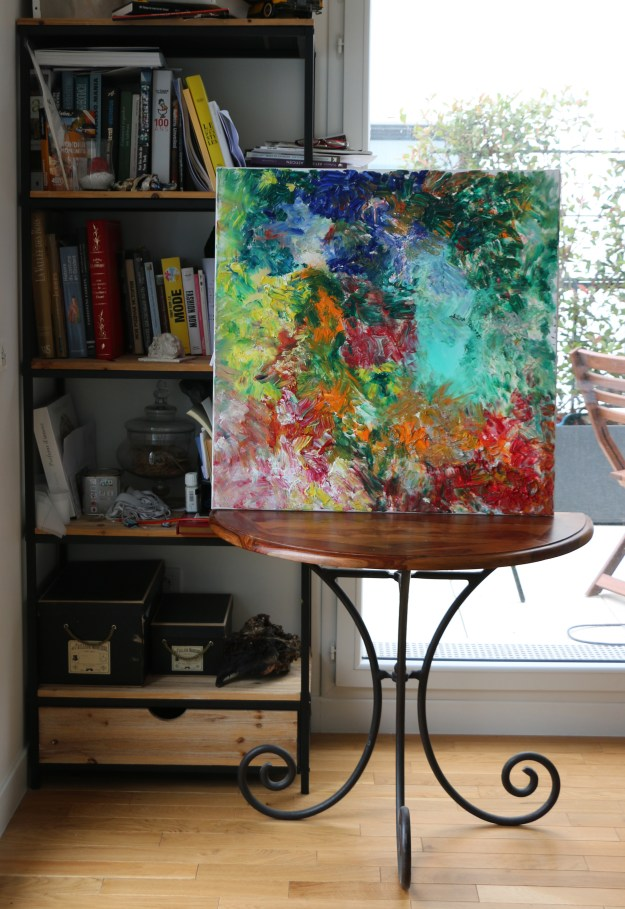 Best abstract art for home office by Stella Polare