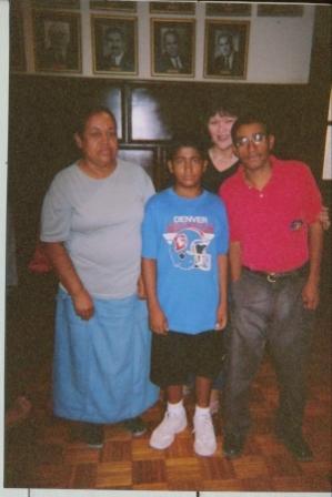 Elia and Family