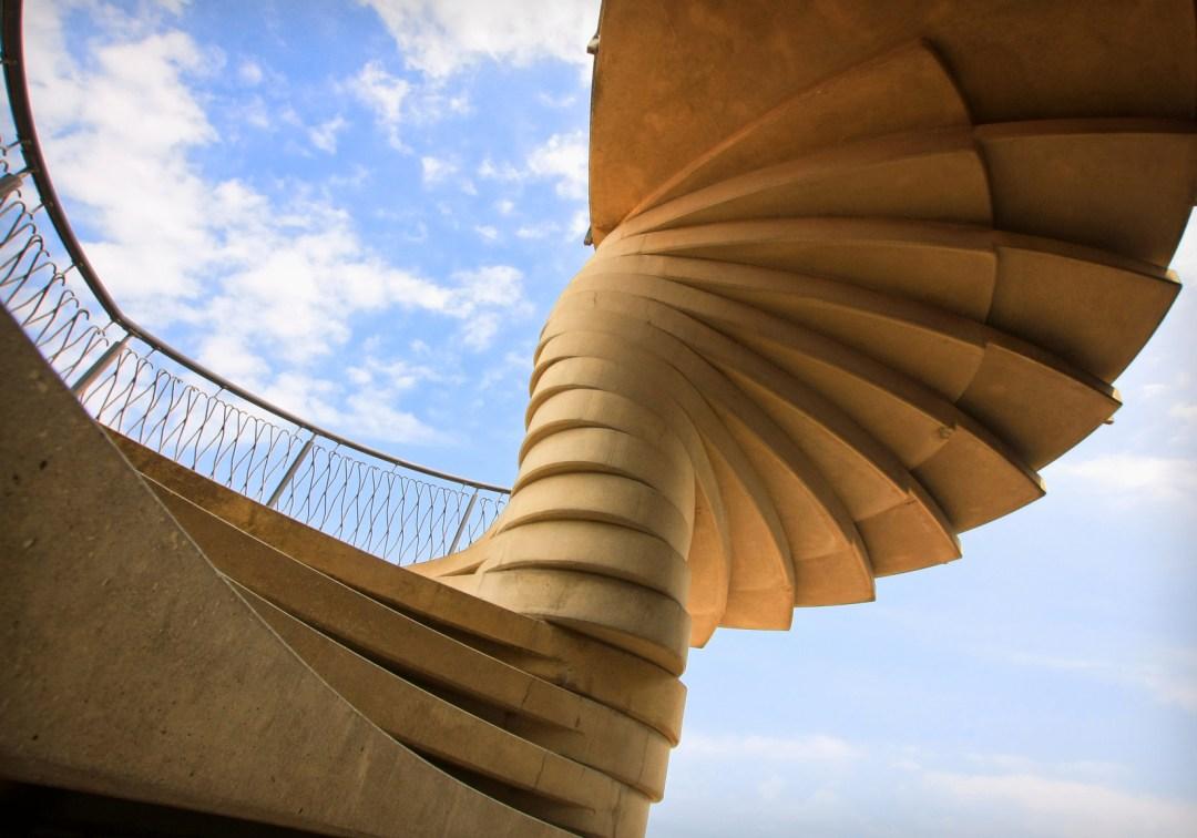 Staircase-tornado