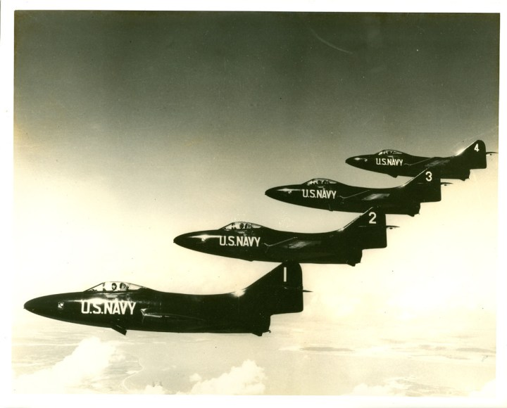 U.S. Navy 1952 Blue Angels Miramar