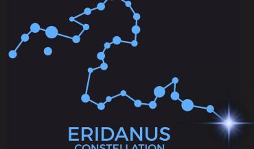 Achernar, the Brightest Star on the River of Eridanus