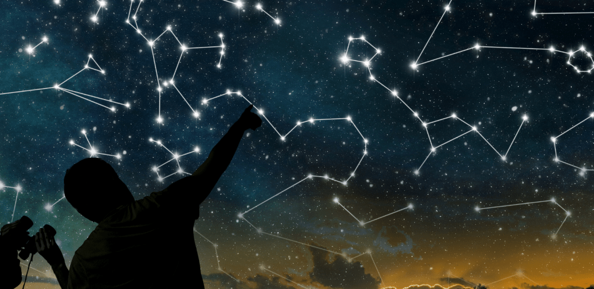 Constellations and The Celestial Animals