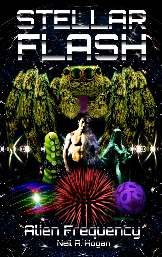 Stellar Flash Alien Frequency New Science Fiction Books