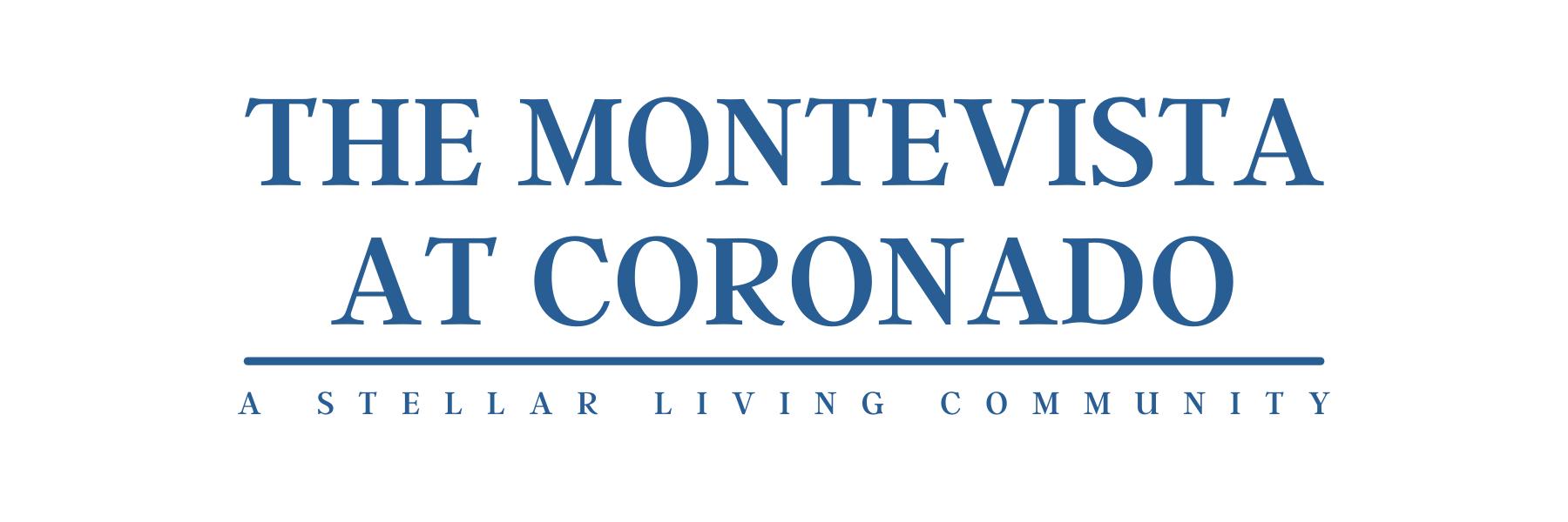 MonteVista at Coronado Logo