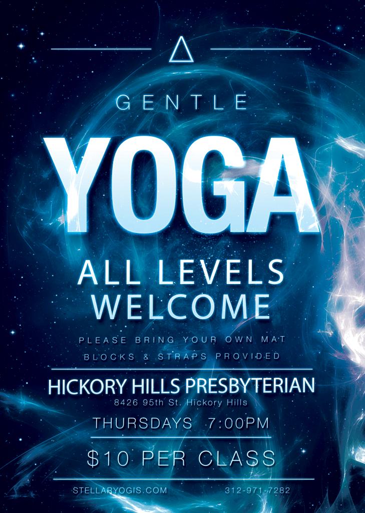Hickory Hills Yoga
