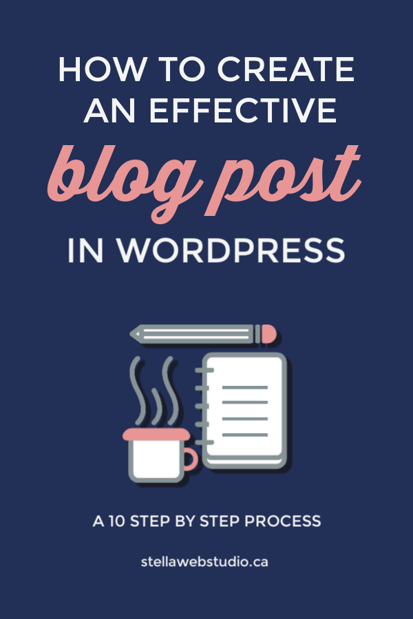 How to create an effective blog post on WordPress and rank well in search engines