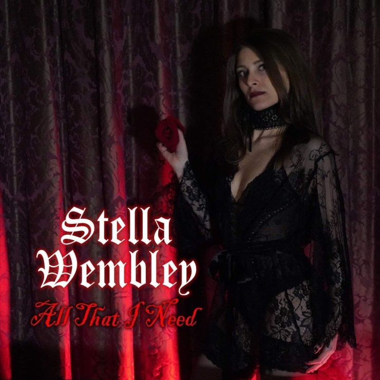 "Stella Wembley ""All That I Need"" Ep"