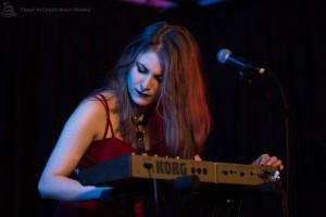 Stella Wembley live gothic electronic music