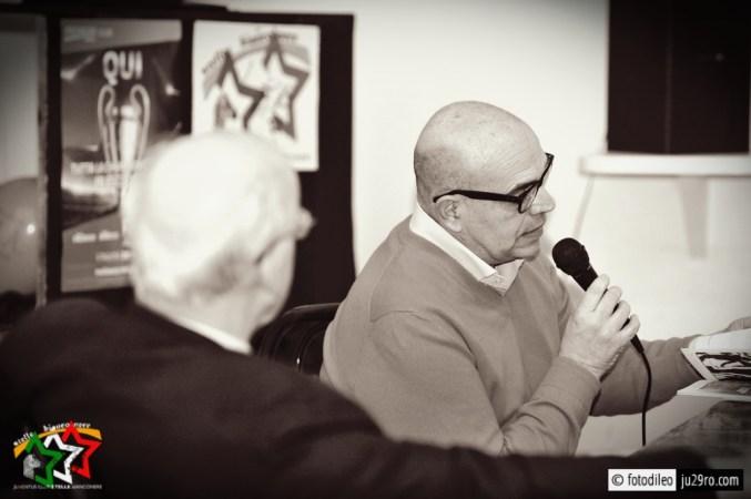 Roberto Beccantini e Riccardo Gambelli