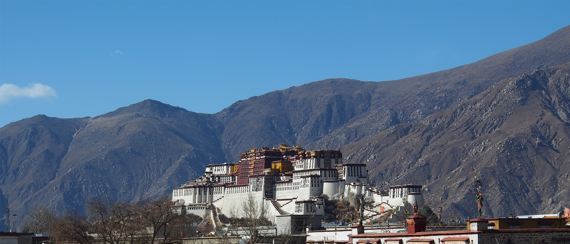 Ten days in Tibet