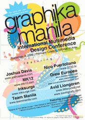 Graphika Manila, International Multimedia Design Conference