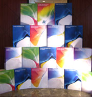 Adobe CS3 Boxes