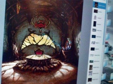 Dayo background art (Anna's sala)