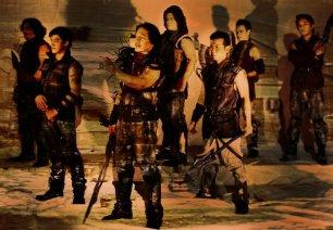 Screen: Macbeth - Army of King Duncan