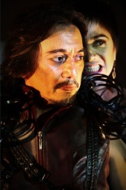 Screen: Macbeth - Macbeth and Lady Macbeth