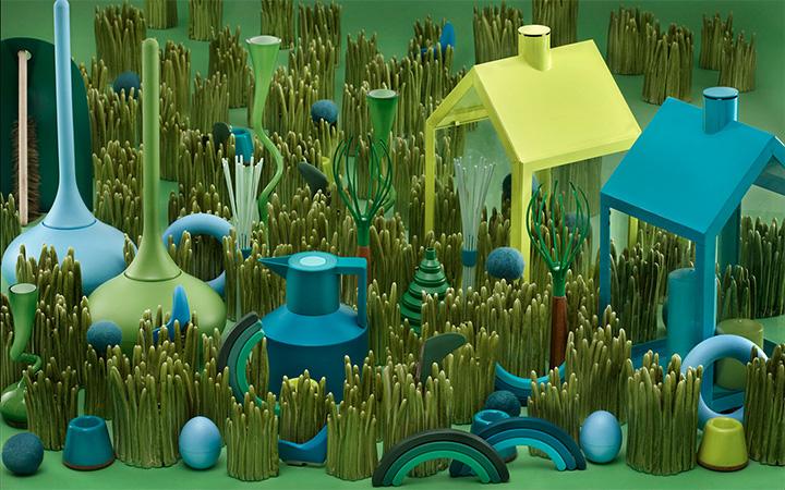 Normann Copenhagen Galleria Green Grass