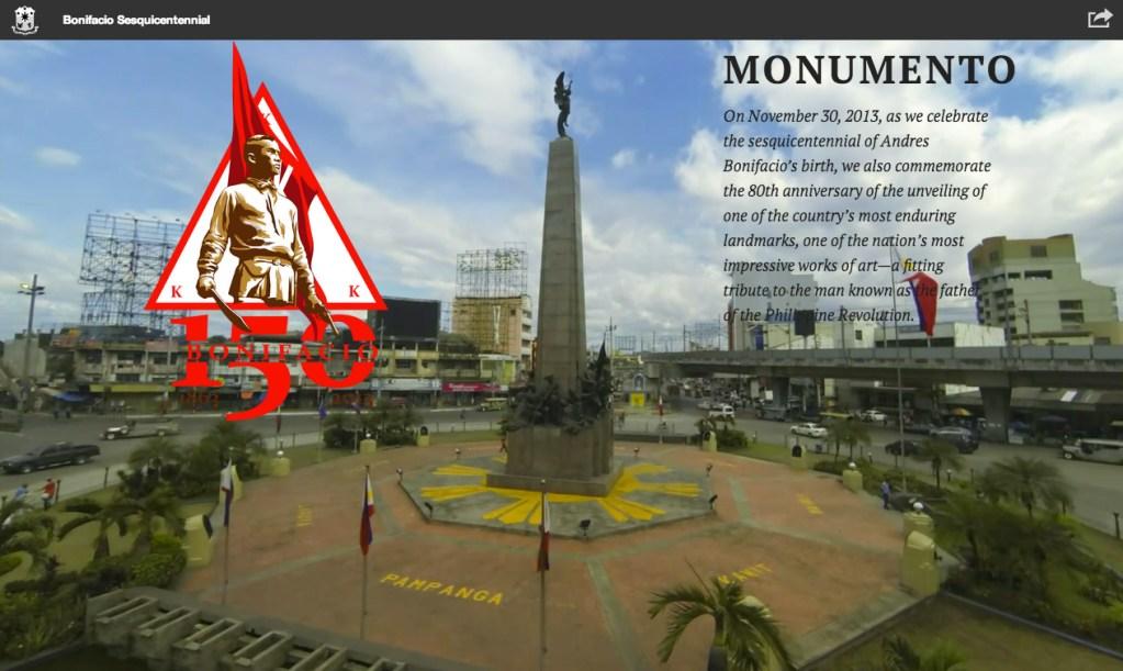 Monumento ni Supremo
