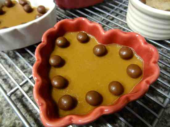 Malted Milk Chocolate Pots de Creme 9