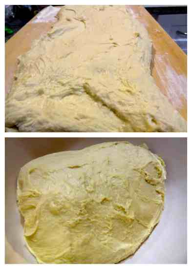 Cheesy Focaccia 5