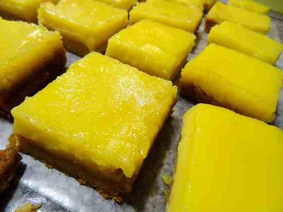 Lemon Bars 14