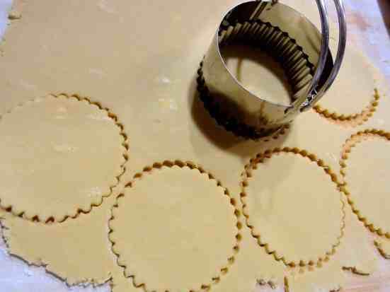 Malted Milk Sandwich Cookies 5
