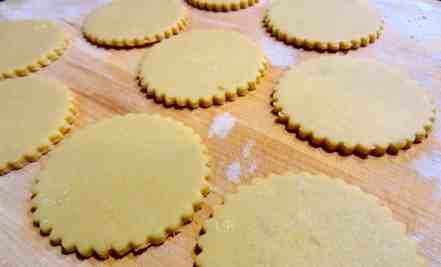 Malted Milk Sandwich Cookies 10