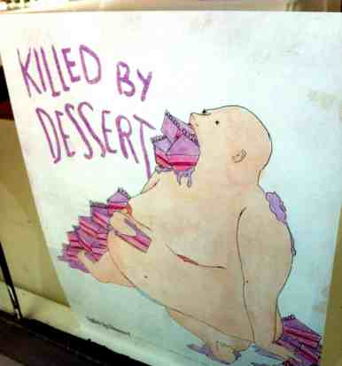 Killed By Dessert 12