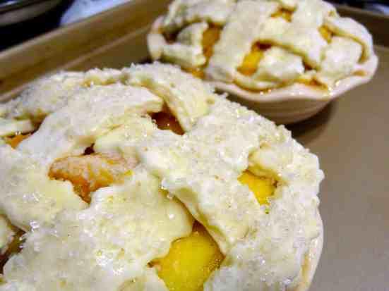 Peach-Vanilla Bean Pie - 18