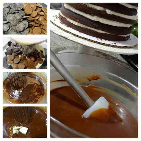 Mile-High Chocolate Cake - 13