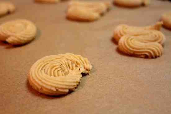 Cinnamon Spritz Cookies - 05