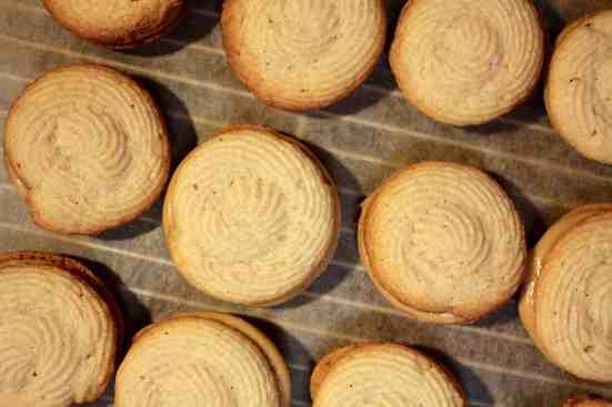 Cinnamon Spritz Cookies - 08