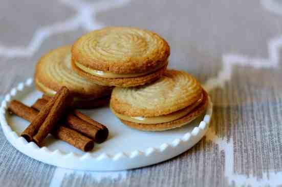 Cinnamon Spritz Cookies - 10