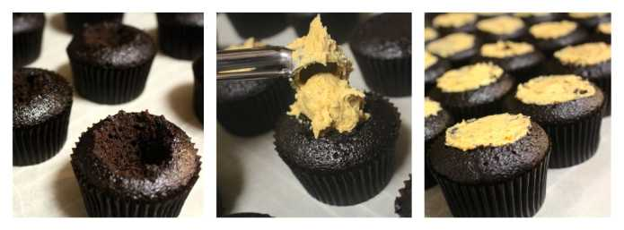 Chocolate Mayo Cupcakes - 33