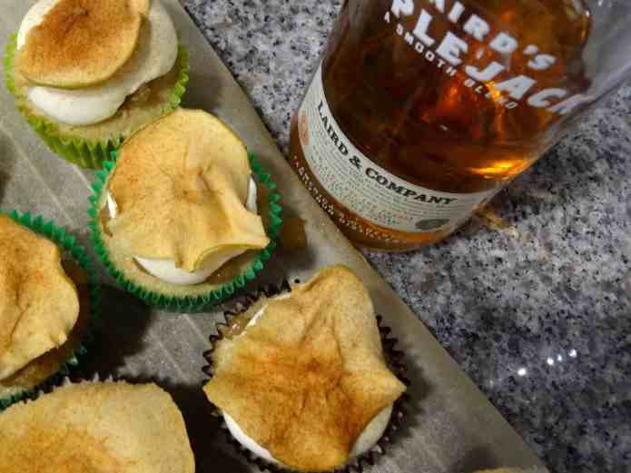 Brandy Apple Pie Cupcakes - 35