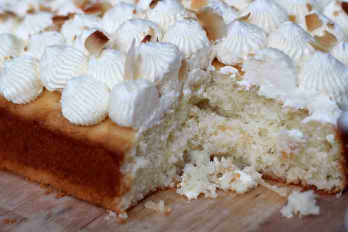 Easter Coconut Cake - 47