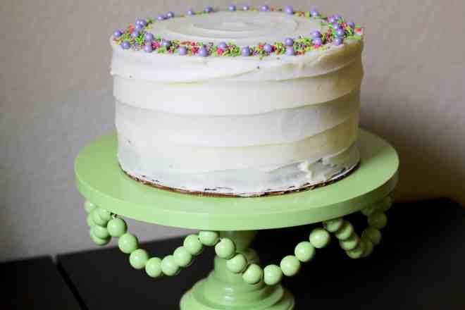 Purple Velvet Cake - 39