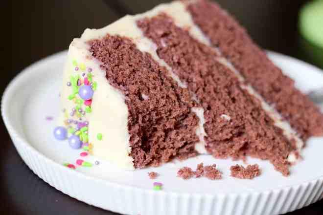 Purple Velvet Cake - 59