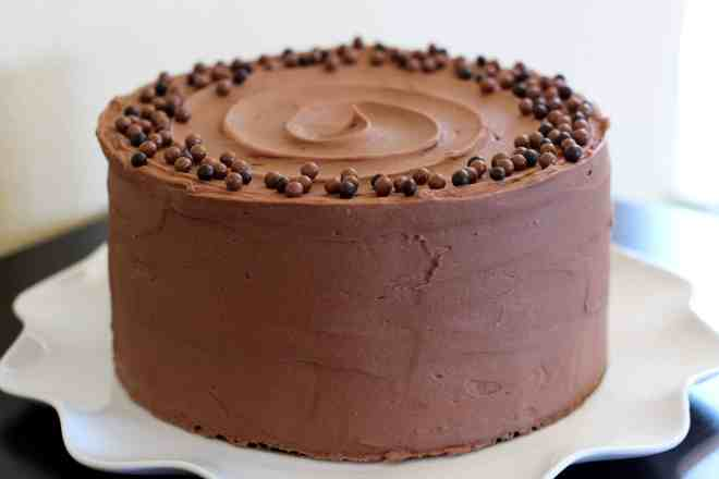 Ultimate Birthday Cake - 21