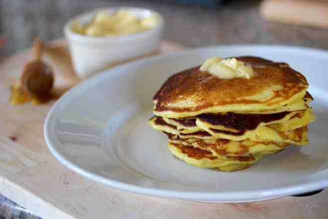 Orange Pancakes - 15