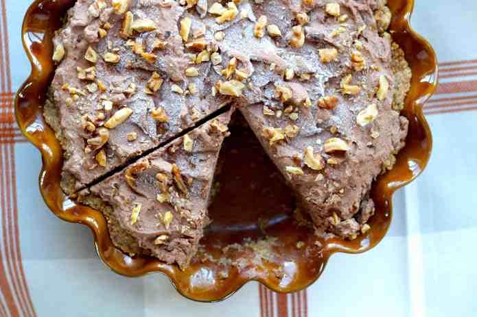 Swiss Chocolate Pie - 31