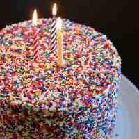 Baked Sunday Mornings: Baked Ultimate Birthday Cake
