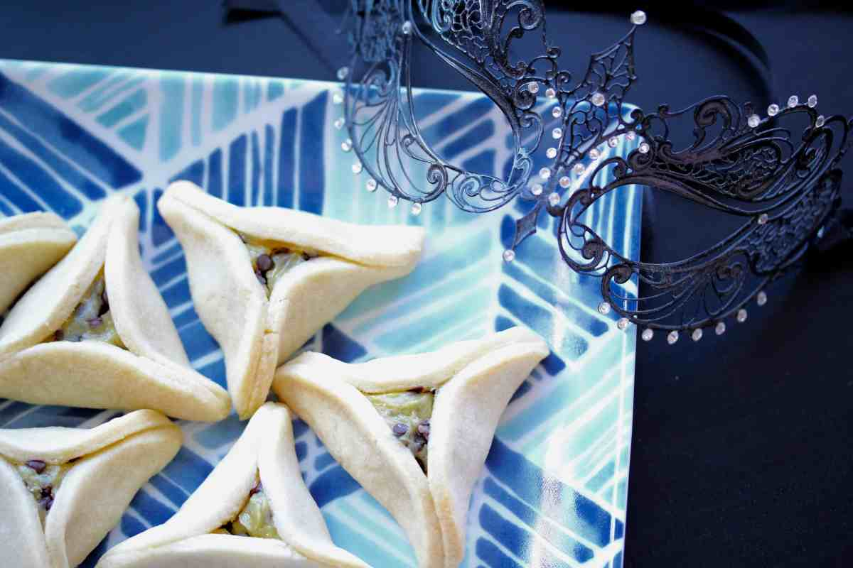 One Dough to Rule Them All: Chocolate Chip & Vanilla Cream Hamantashen
