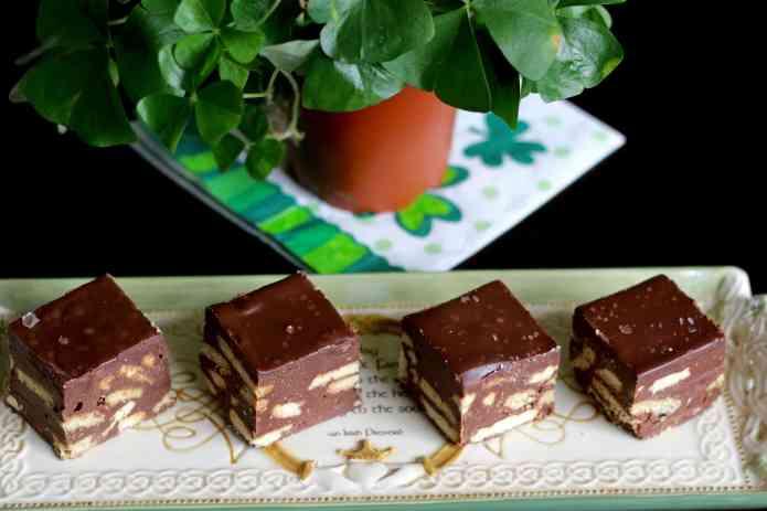 Irish Chocolate Biscuit Cake - 29
