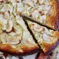 Tuscany: Torta di Mele (Apple Cake)