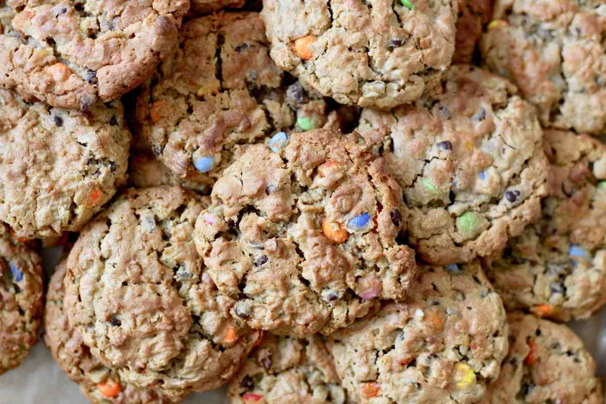 Baked Sunday Mornings: Monster Cookies